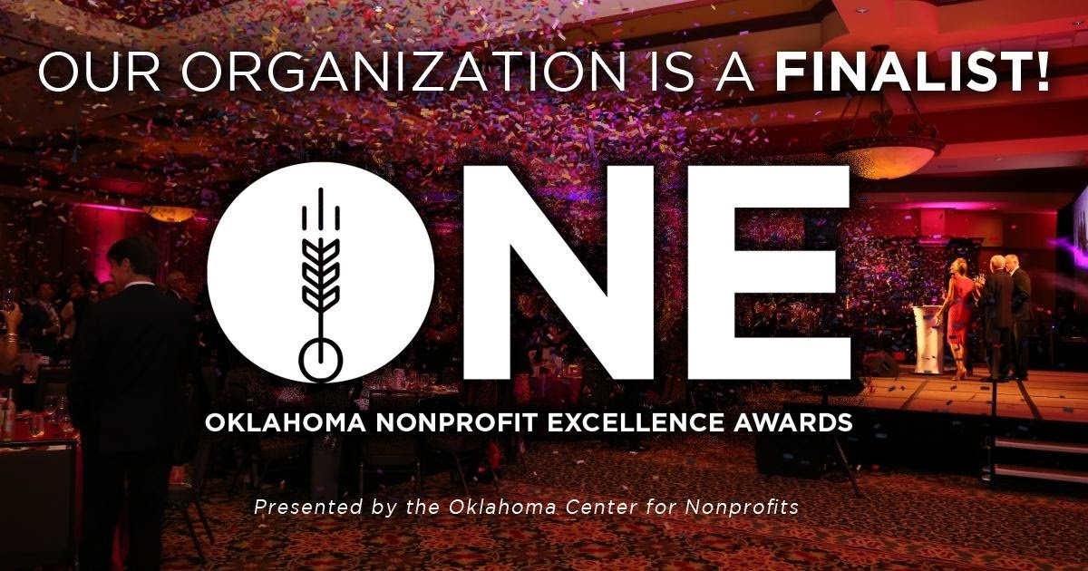 Wings of Hope has been nominated as a finalist for the ONE award!